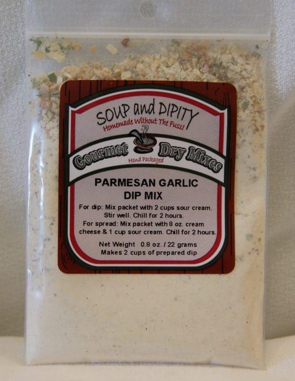 Soup And Dipity Parmesan Garlic Dip Mix-0
