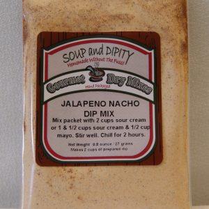 Soup And Dipity Jalapeno Nacho Dip Mix-0