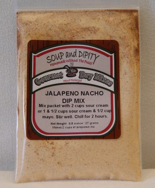 Soup And Dipity Jalapeno Nacho Dip Mix-0