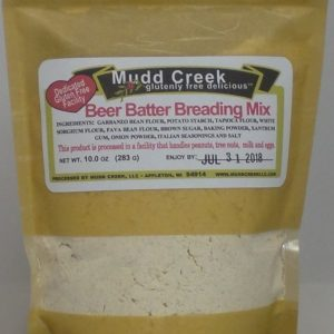 Mudd Creek Beer Batter Breading Mix - 10 oz.-0