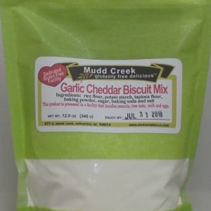 Mudd Creek Garlic Cheddar Biscuit Mix - 12 oz.-0