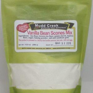 Mudd Creek Vanilla Bean Scones Mix - 13 oz.-0