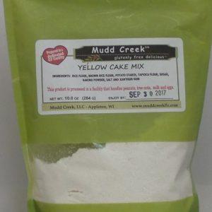 Mudd Creek Yellow Cake Mix - 10 oz.-0