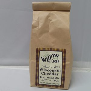 Willow Creek Mill Wisconsin Cheddar Beer Bread Mix 16 oz. -0