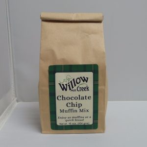 Willow Creek Mill Chocolate Chip Muffin Mix 16 oz. -0
