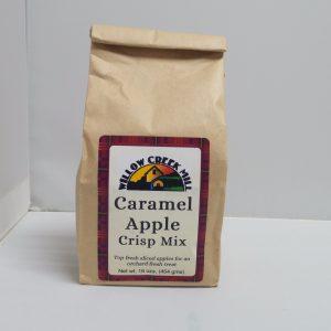 Willow Creek Mill Caramel Apple Crisp Mix 16 oz. -0