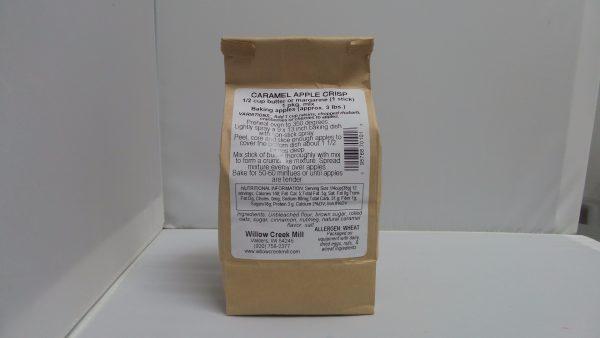 Willow Creek Mill Caramel Apple Crisp Mix 16 oz. -2270