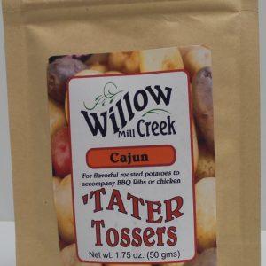 Willow Creek Mill Cajun 'Tater Tossers 1.75 oz. -2337