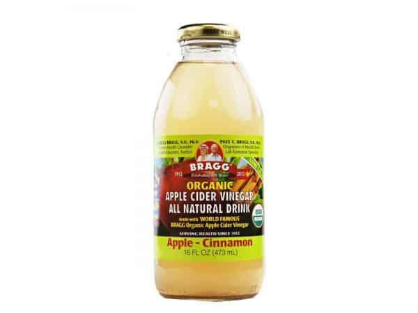 Bragg's Apple Cider Vinegar Apple Cinnamon Drink Mix -0