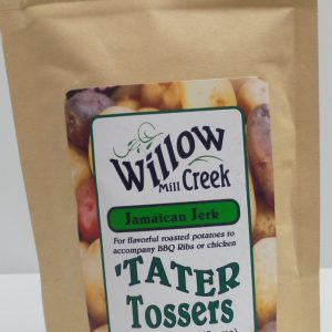 Willow Creek Mill Jamaican Jerk 'Tater Tossers 1.40 oz. -2335