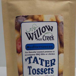 Willow Creek Mill Mediterranean 'Tater Tossers 1.05 oz. -2338
