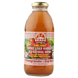 Bragg's Apple Cider Vinegar Pomegranated Goji Berry Drink Mix -0