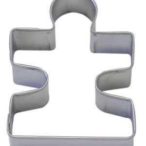 "Puzzle Piece Cookie Cutter 3.25"" -0"