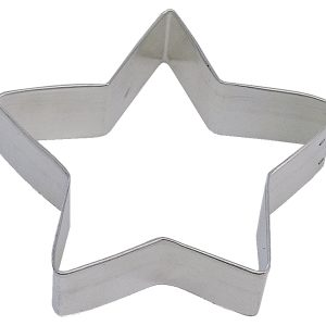 "Star Cookie Cutter 3.25"" -0"