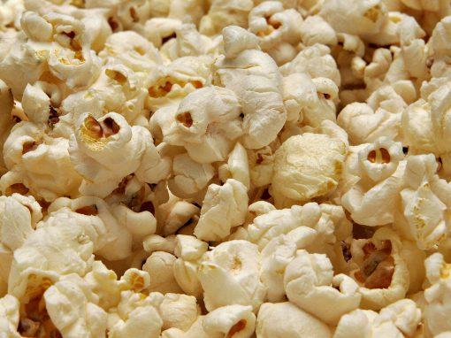 Popcorn Snack Bars